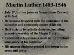 martin luther 1483 15462
