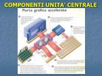 componenti unita centrale bus autostrada dei dati1
