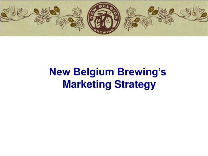 New Belgium Brewing's