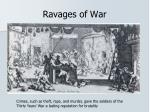 ravages of war2