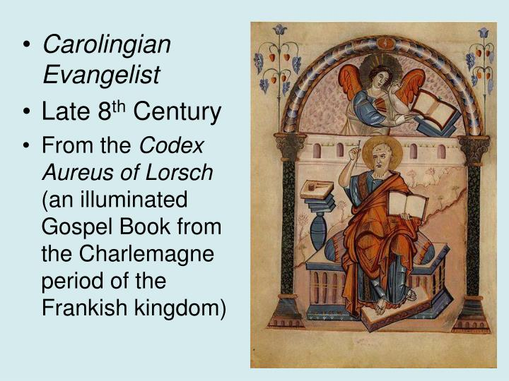 Carolingian Evangelist