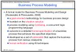 business process modeling2