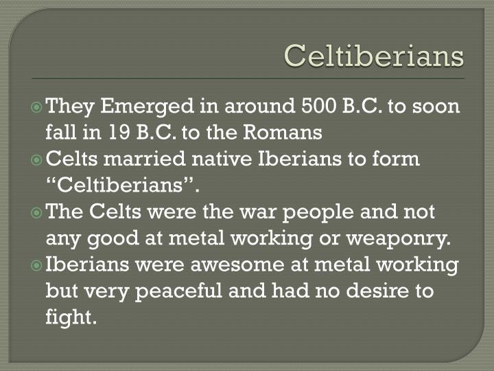 Celtiberians