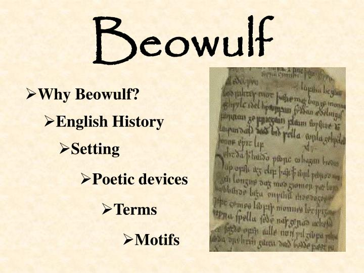 a report on anglo saxon manuscripts and the history and production of the epic beowulf Life in anglo-saxon england 1 introduction the anglo-saxon period lasted for some six centuries, from the arrival of germanic invaders from the continent during the early fifth century ad to the norman conquest of 1066.