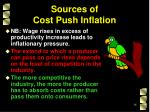 sources of cost push inflation2