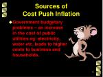 sources of cost push inflation4