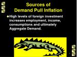 sources of demand pull inflation2