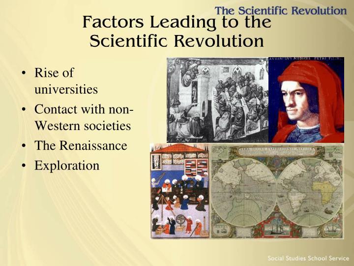 Rise of universities