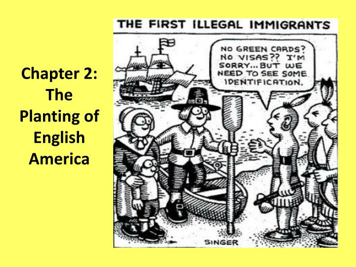 chapter 2 the planting of english america n.