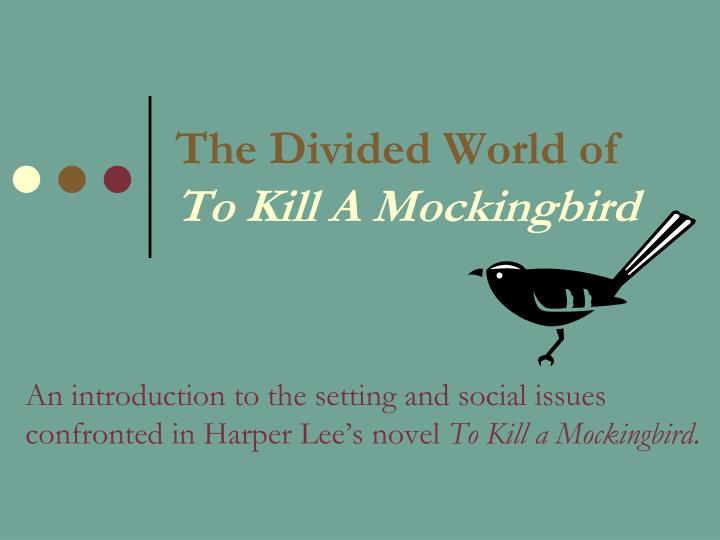 racism seen through the eyes of a child in the novel to kill a mockingbird written by harper lee A lawyer's advice to his children as he defends the real mockingbird of harper lee's classic novel child alabama eyes racism see was a trial harper lee.
