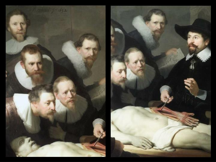 PPT - Rembrandt, Anatomy Lesson of Dr. Nicolaes Tulp , 1632 ...