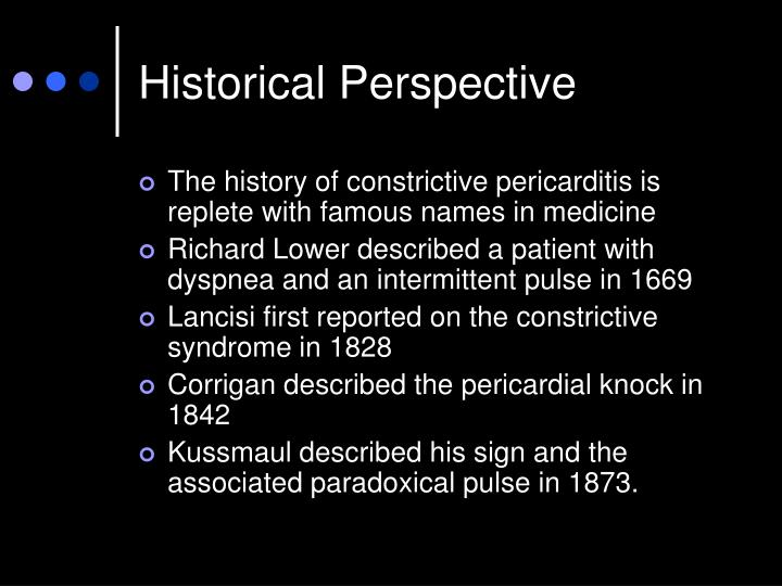 Ppt Constrictive Pericarditis Powerpoint Presentation Id 5836007