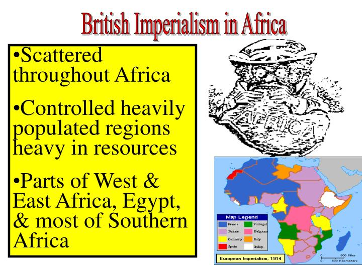 British Imperialism in Africa