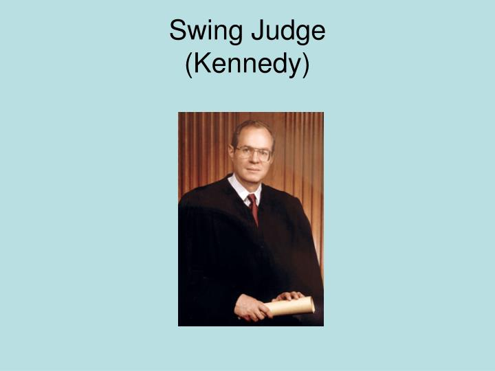 Swing Judge