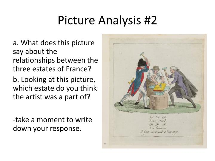 Picture Analysis #2