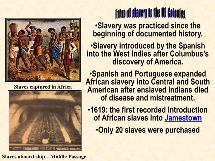 the history of indian enslavement by the spanish