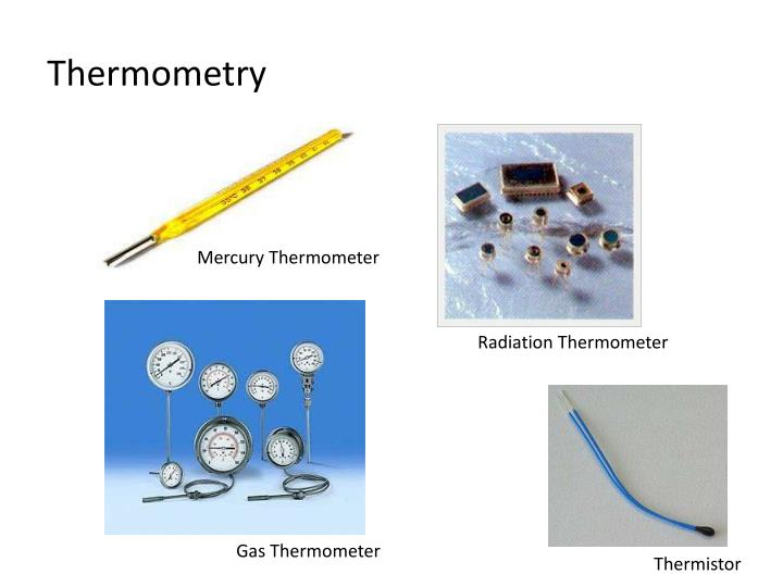 thermometry n.