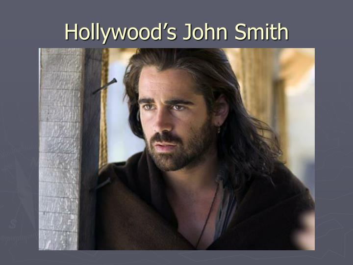 Hollywood's John Smith