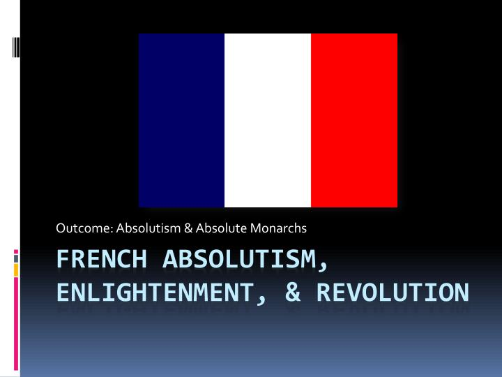 thematic essay on french revolution