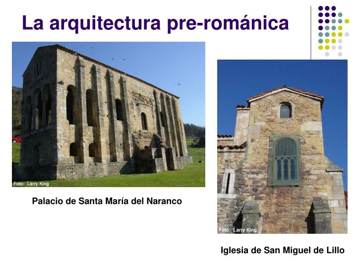 La arquitectura pre-románica