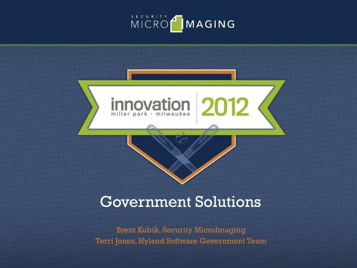 government solutions n.