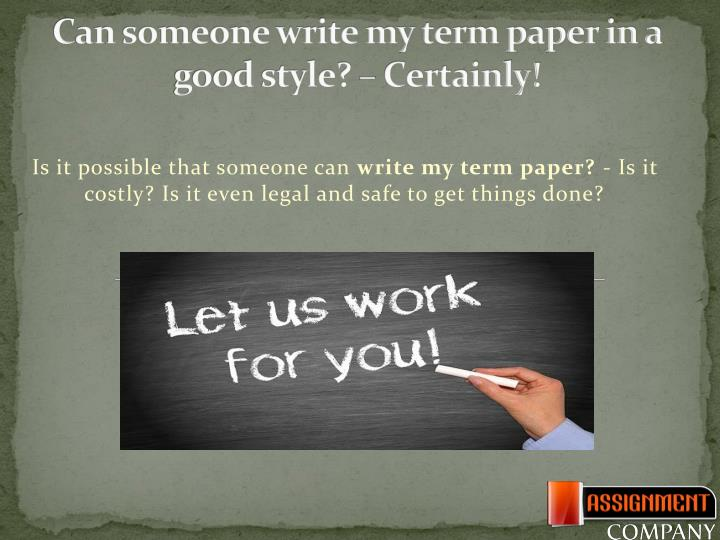 need someone to do my essay If you need your essay done in less than this time tell them 'i need someone to do my essay now' paperchoiceorg assists students in their paper writing.