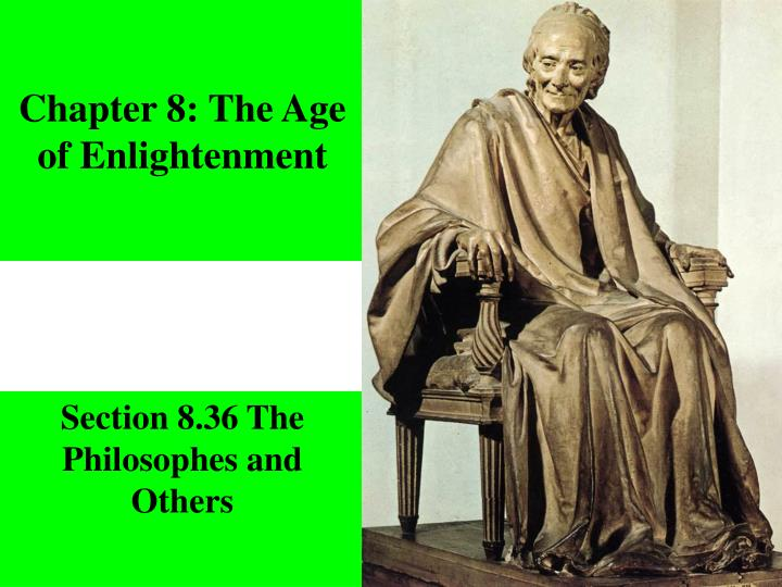 chapter 8 the age of enlightenment n.
