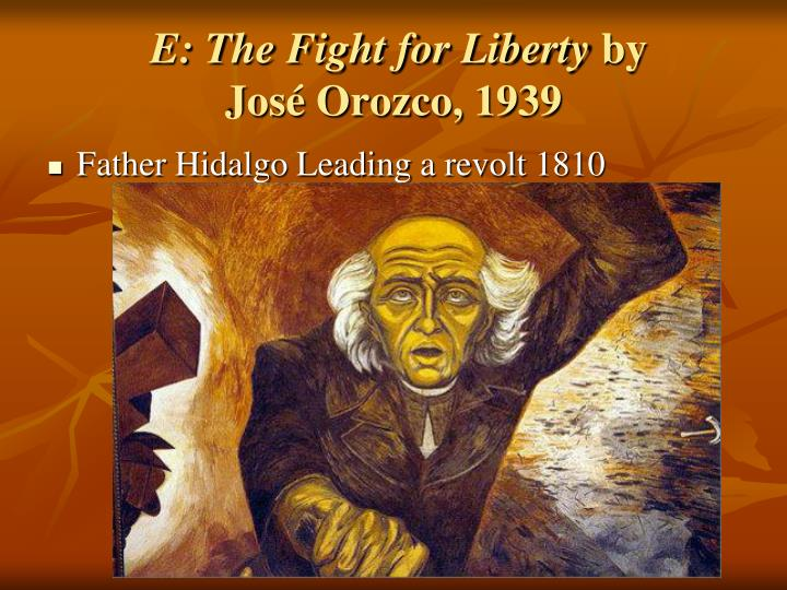 E: The Fight for Liberty