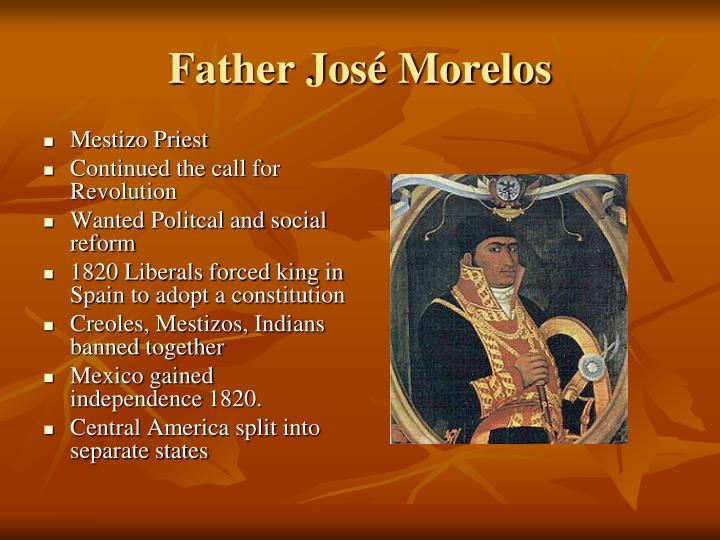 Father José Morelos