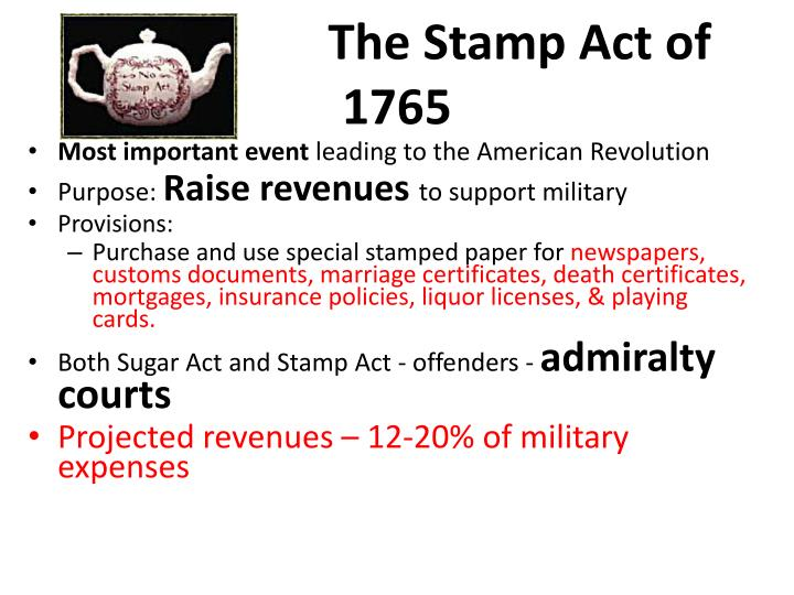 a summary of two major events as preludes to the american revolution sugar act and the stamp act Please use the apache issue tracking system for new netbeans issues ( ).