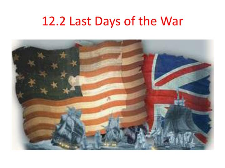 12 2 last days of the war n.