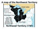 a map of the northwest territory