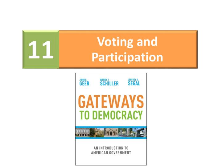voting and participation n.