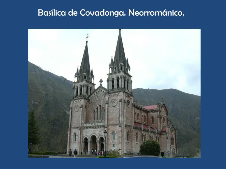 Basílica de Covadonga.