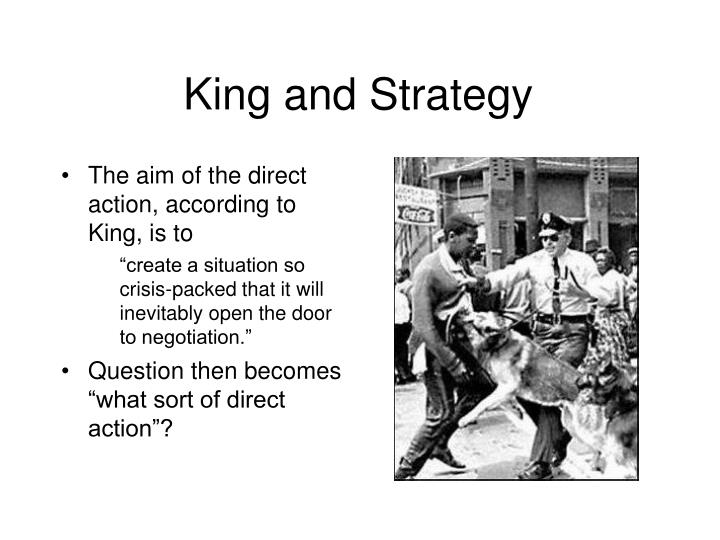 King and Strategy
