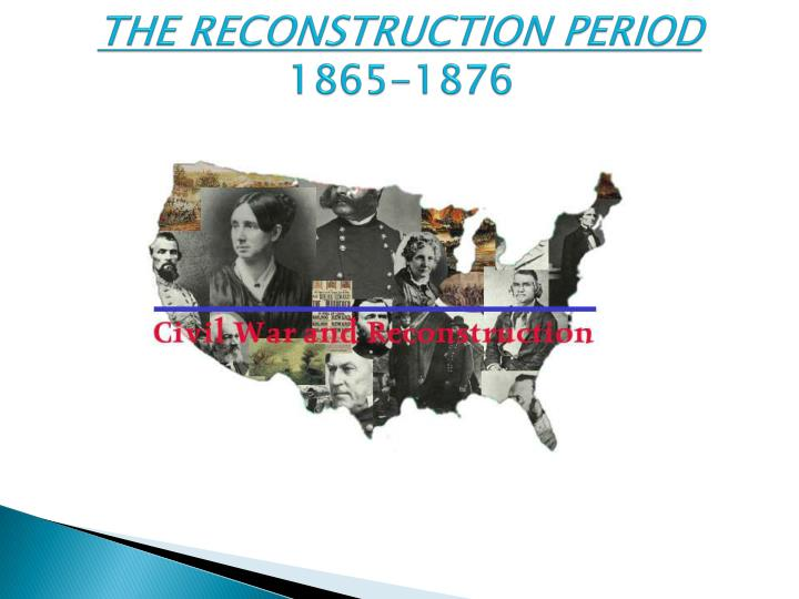the reconstruction period 1865 1876 n.
