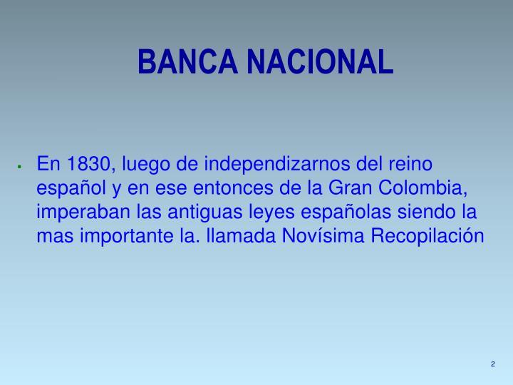 Banca nacional1