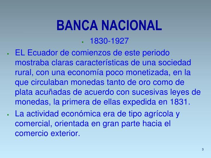 Banca nacional2