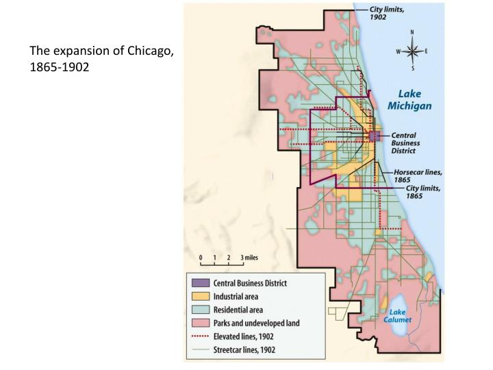 the expansion of chicago 1865 1902 n.