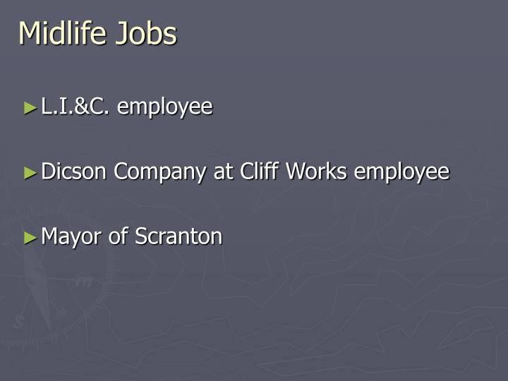 Midlife Jobs