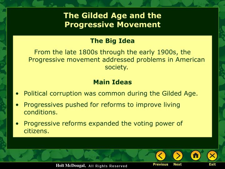 the stages of the progressive reform in the civil rights movement Progressive-era reform in georgia the goals of the civil rights movement were ultimately southern social reformers and the progressive movement.