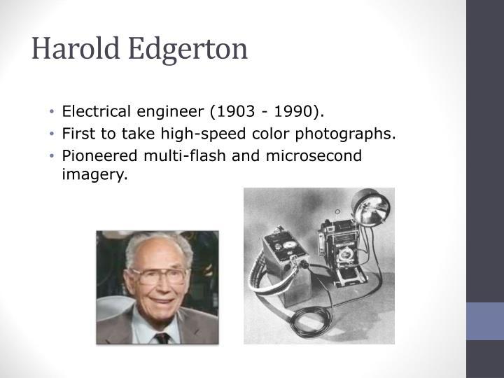 Harold Edgerton