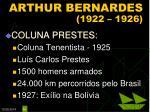 arthur bernardes 1922 19261