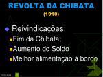 revolta da chibata 19102