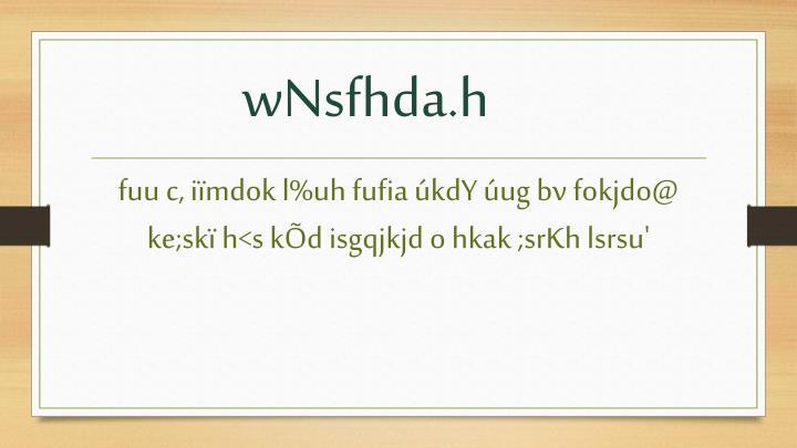 wNsfhda.h