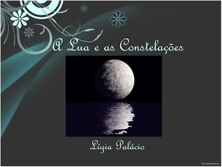 a lua e as constela es n.