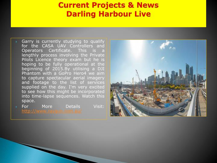 current projects news darling harbour live n.
