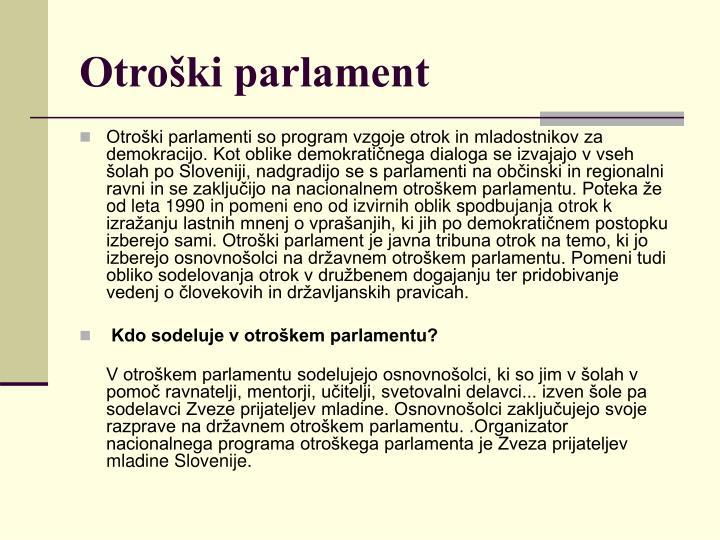 Otro ki parlament