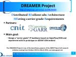 dreamer project http netgroup uniroma2 it dreamer