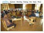 ethiopia teachers attending training dire dawa photo february 2013